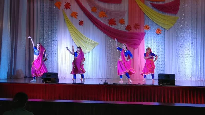 ХАТАБА индийский танец группа АМИРА тс АРАБЕСКИ рук Буймова Олеся