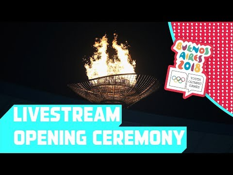RE-LIVE - Buenos Aires 2018 Youth Olympics Opening Ceremony