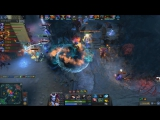 Драка на Рошане Team Empire vs Cloud9