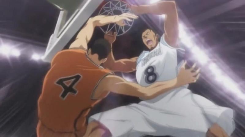 AniLyric Ракузан Anime Rap do Rakuzan Kuroko No Basket AMV