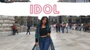 [KPOP IN PUBLIC MEXICO] BTS (방탄소년단) 'IDOL' DANCE COVER BY VEE ORION