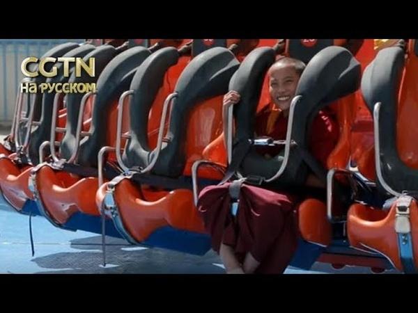 Жизнь в Тибете Серия 2 Маленькие живые будды