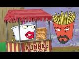 ATHF (Aqua Teen Hunger Force) | Команда Фастфуд - 3 сезон 9 серия
