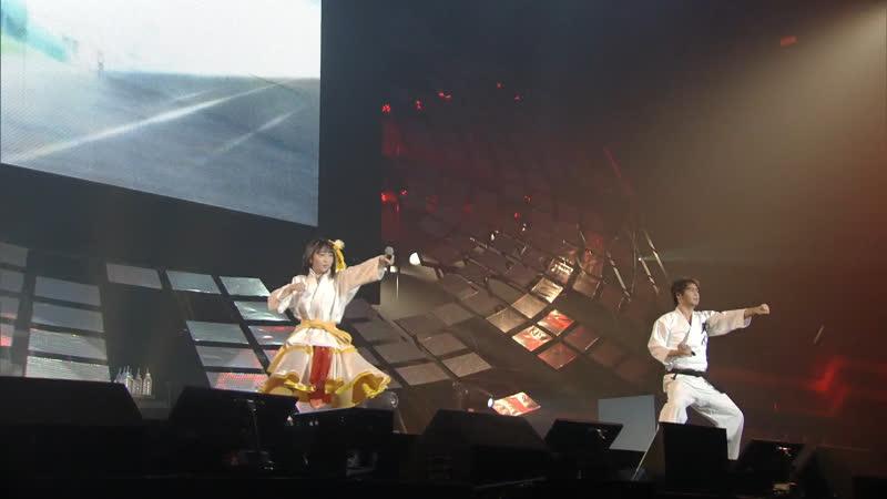 [Symphogear Live 2013] Aoi Yuuki, Hideo Ishikawa - Hero StoryEiyu Koji