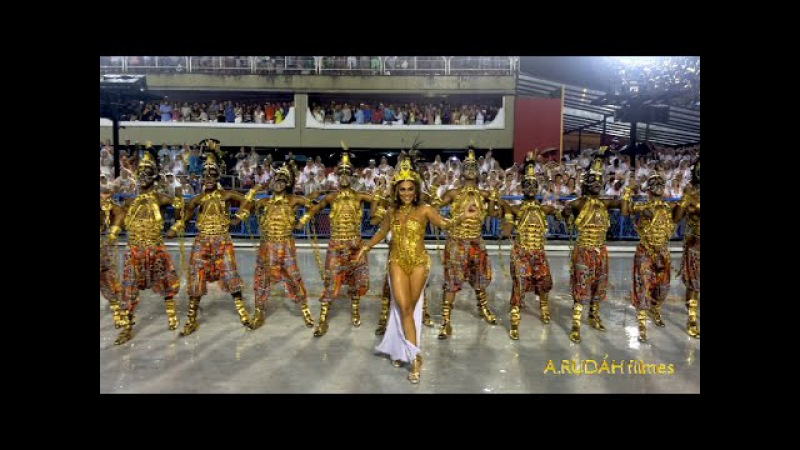 JULIANA PAES, DEUSA AFRO-BRASILEIRA