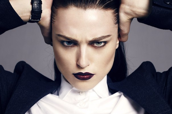 Katie McGrath. Daniel Nadel photoshoot