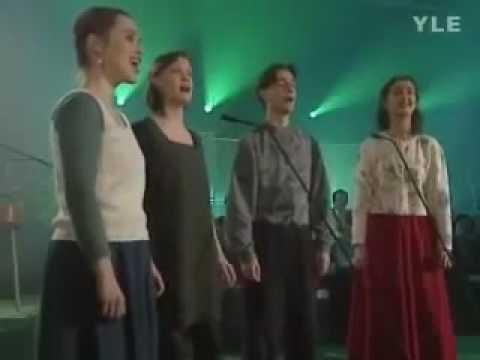 Полька Евы Ievan Polkka Як Цуп Цоп 1996