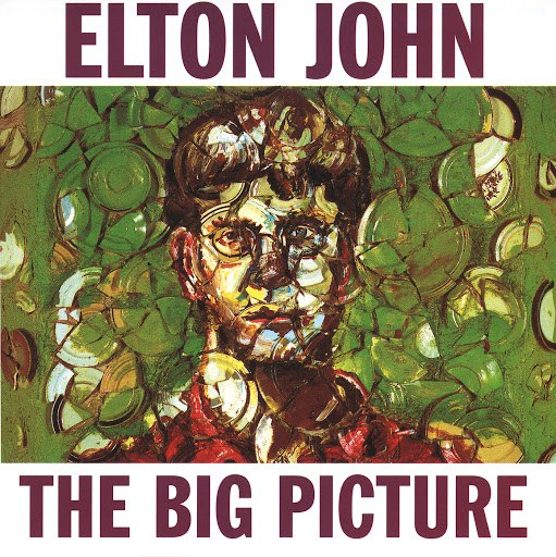 Elton John альбом The Big Picture