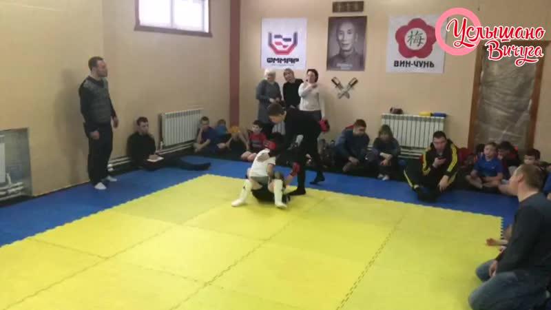 3 февраля в г. Вичуга прошёл турнир TIME to FIGHT