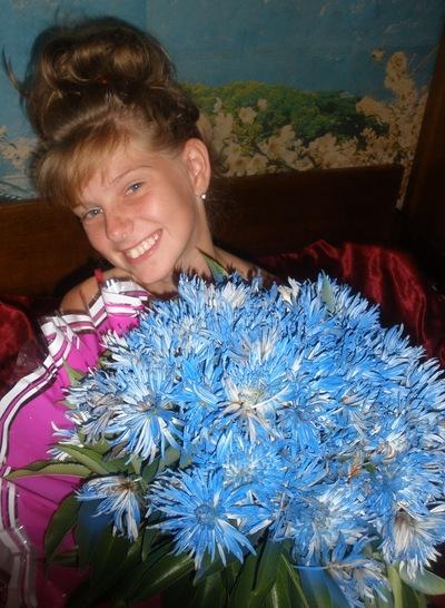 Анжелика Аникина, 24 сентября , Белополье, id158526556