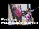 Widowmaker Overwatch Bodysuit Cosplay Work Log