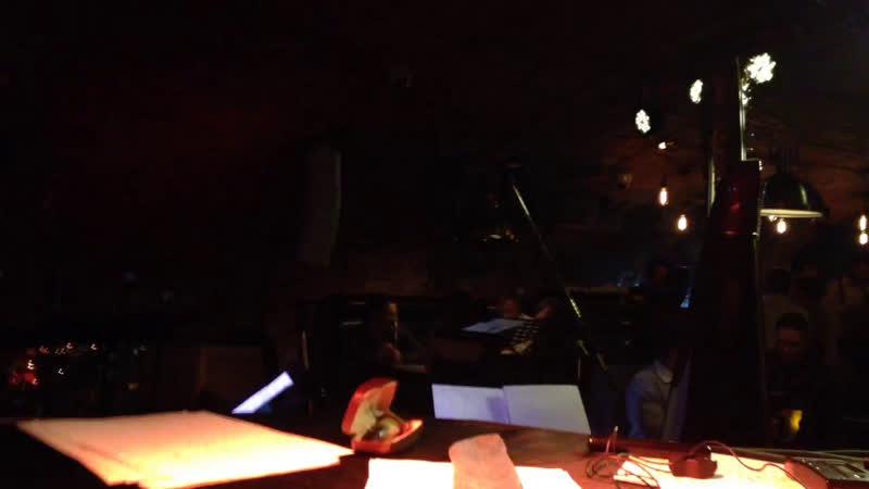 Anton Kotikov's Tango Jazz at Jam Club live stream