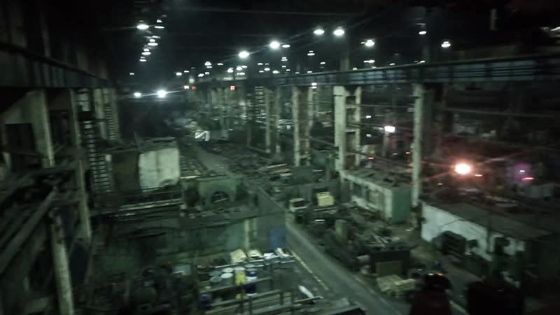 Кировский завод кузнечный цех
