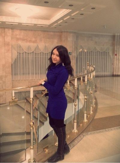 Кристина Мельникова, 21 сентября 1996, Пенза, id119448644