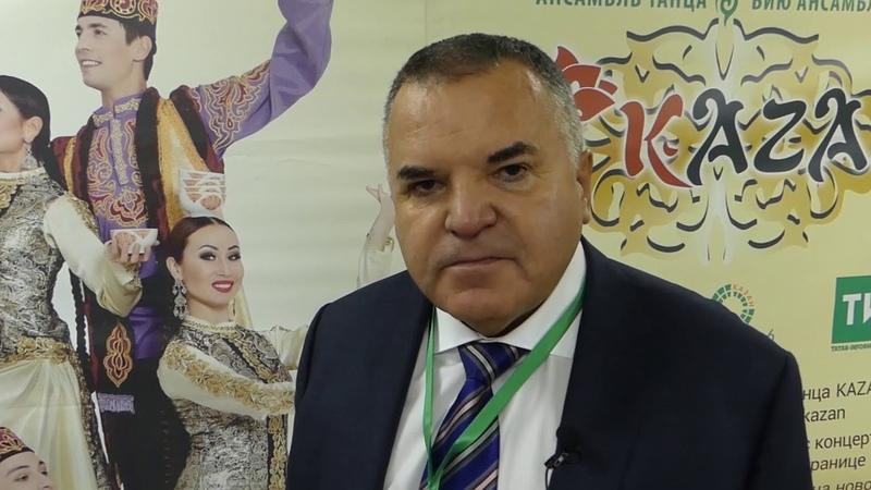 Бөтендөнья татар конгрессының Милли Шура утырышы 2018