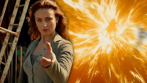 Новый трейлер блокбастера «Люди Икс: Тёмный Феникс»