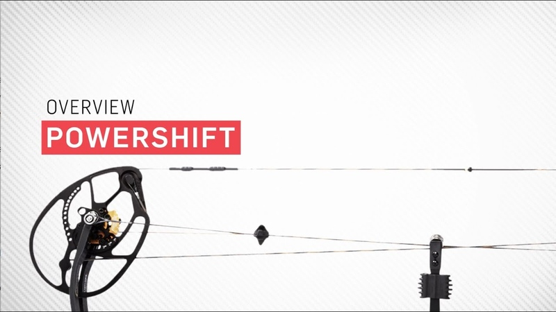 Changing The Powershift Setting Using The PowerDisc on Bowtechs SmartBow
