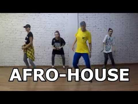 AFRO-HOUSE AFRO-DANCE /UFA