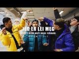 Quick Style - Jeg er lei meg by Karpe Diem, Arif and Unge Ferrari (Official Dance Video)