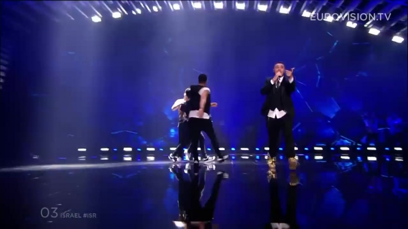 Nadav Guedj - Golden Boy (Israel) at Eurovision 2015