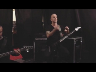 Behemoth working on new album (rehearsal the new material, 26.10.2017)