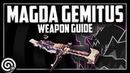 Magda Gemitus - The best CC Heavy Bowgun | Monster Hunter World