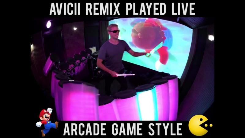 AVICII - Without You (AFISHAL Remix)