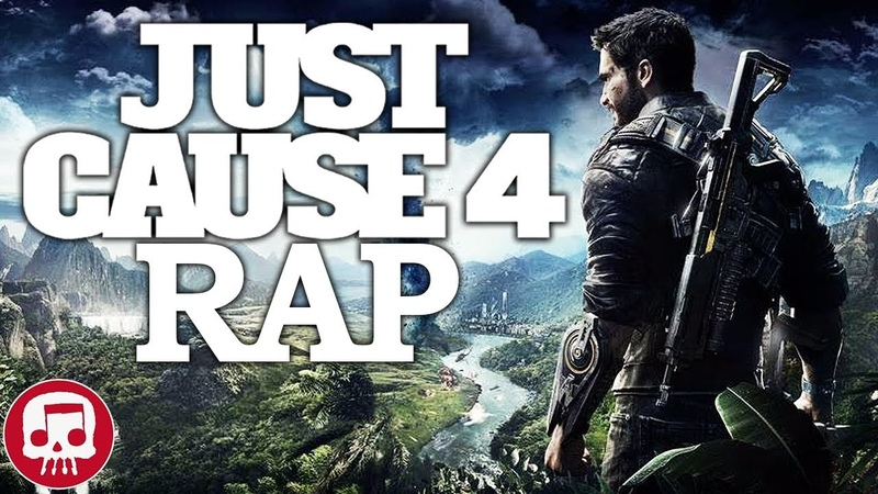 JUST CAUSE 4 RAP by JT Music - Adrenaline Junkie
