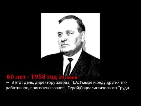 Юбилеи Алчевска