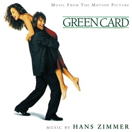 Hans Zimmer альбом Green Card