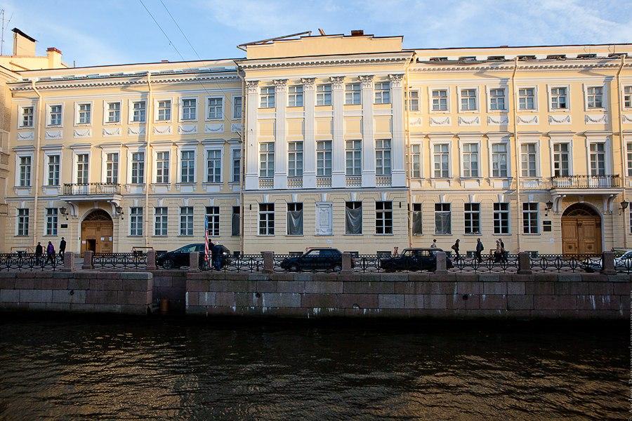 Сантк-Петербург экскурсия Музей-квартира Пушкина