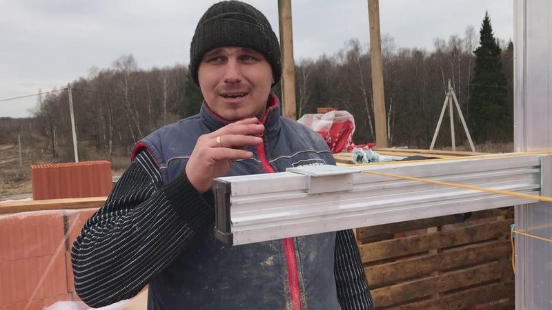 Приспособления для кладки кирпича или заморские инструменты Marshall profiles