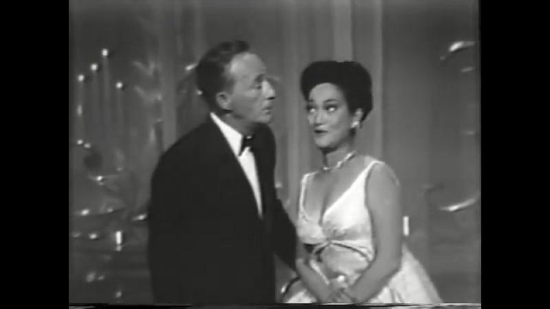 Bing Crosby Dorothy Lamour Hollywood Palace Medley