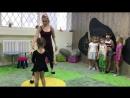Занятия танцами в детском центре «Мама и Я» для детей от 3 лет