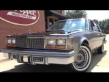 Cadillac SeVille 1979 с пробегом 4 000 миль!