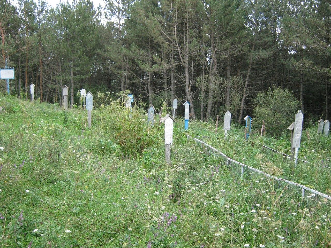 Молоканское кладбище