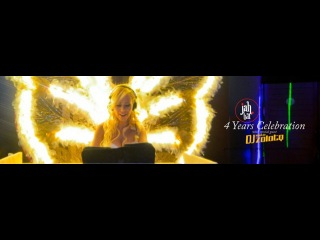 Dj Nastia Zoloto - 4 Years Celebration JahBar