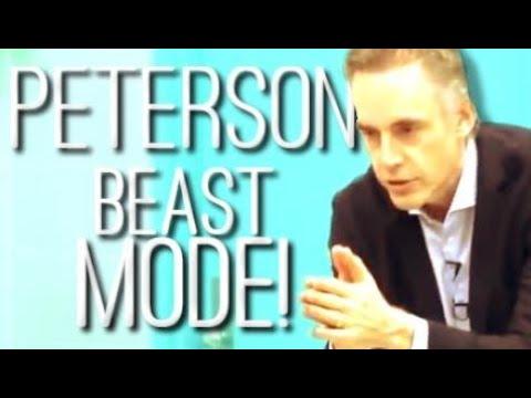 7 Times Jordan Peterson Went Next Level Beast Mode