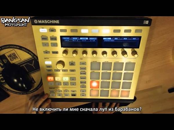 RUS SUB SUGA's Maschine mk2 review