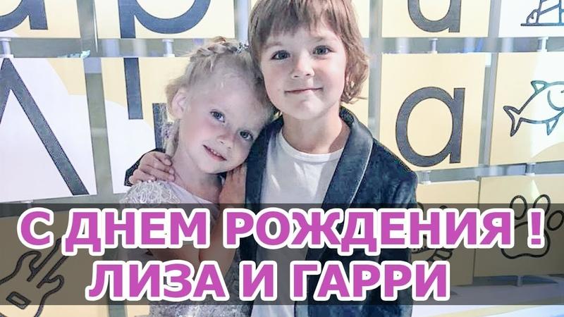 ЛИЗА И ГАРРИ ГАЛКИНЫ ВИДЕО ДЕНЬ РОЖДЕНИЯ Новости шоу бизнеса INFOTIME