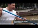Комунальники миють сквер Жовтневий - Кременчуцьке Громадське ТБ