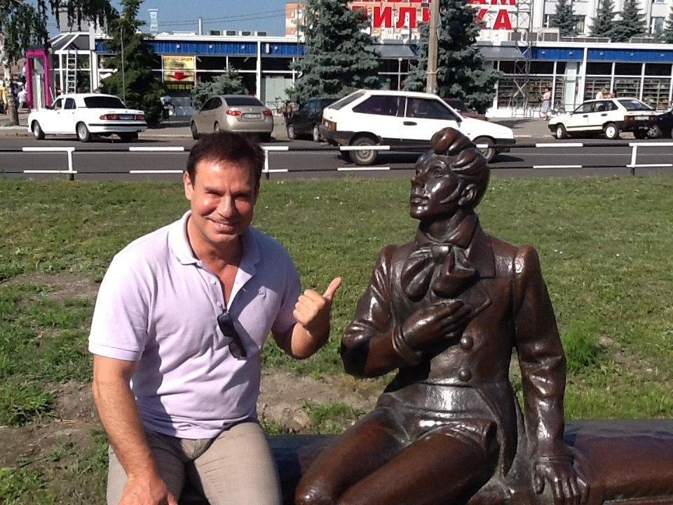 Ехим Шифрин в Миргороде