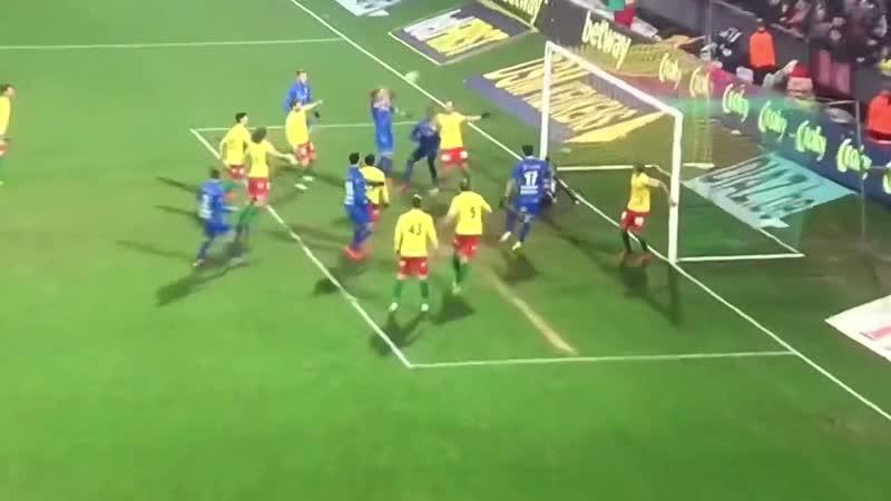 Безус забил за Гент в Кубке Бельгии