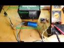 Автоматическое Тиристорное Простое Зарядное Устройство