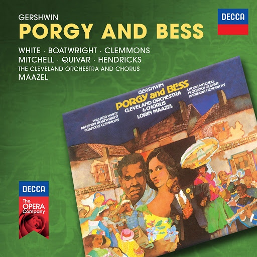 George Gershwin альбом Gershwin: Porgy & Bess (1975)