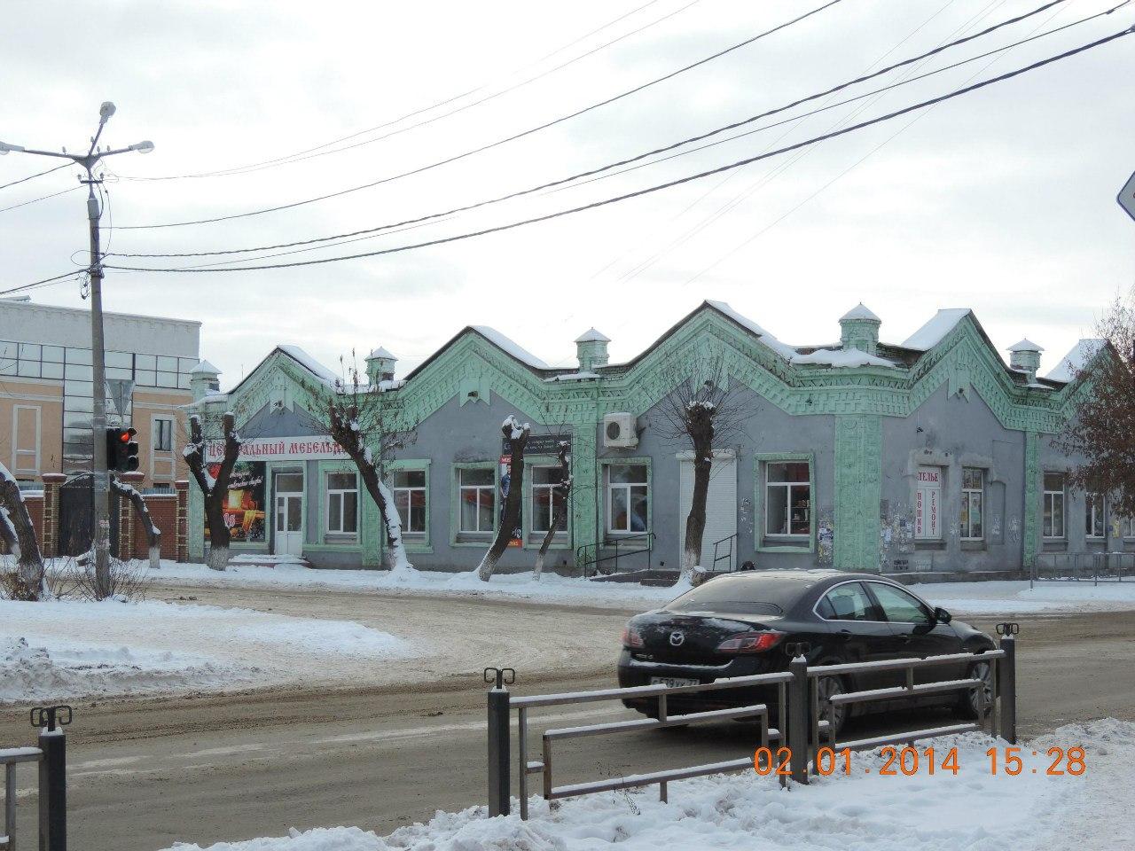 Центральный мебельный (09.01.2014)
