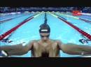 Евгений Рылов Золото 50 метров на спине Рекорд России