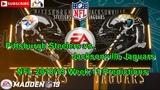 Pittsburgh Steelers vs. Jacksonville Jaguars NFL 2018-19 Week 11 Predictions Madden NFL 19