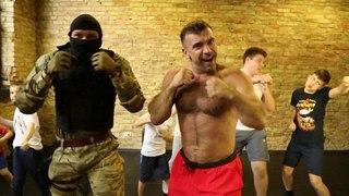 MOZGI - Влажный Пляжный Движ | Как научиться драться за 5 минут - Урок 3