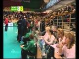 1/4 плей-офф | 2 матч | Локомотив-Новосибирск vs Белогорье (Белгород) | 14.4.2013